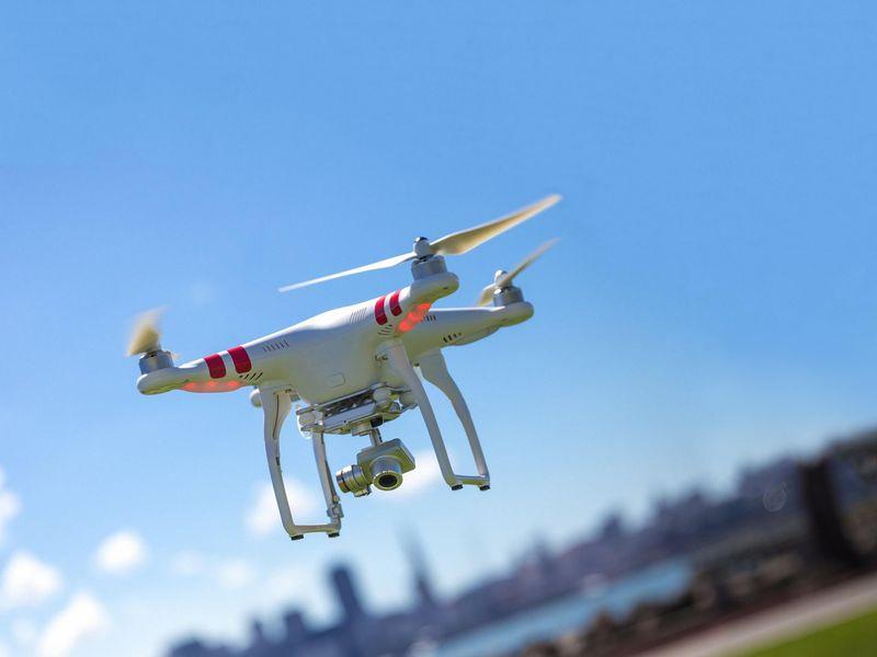 Uso de drone ajudará nas ações contra dengue
