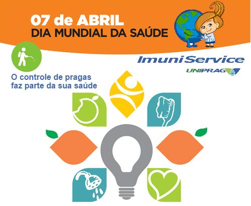 Dia Mundial da Saúde – A Importância de um Ambiente Saudável