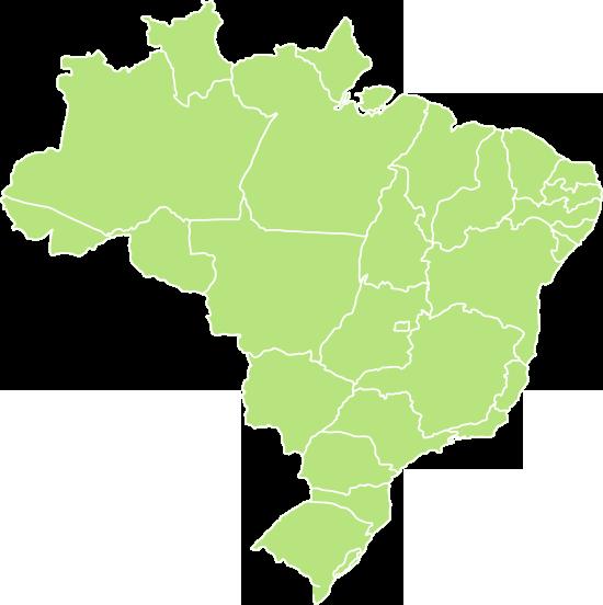 Mapa das Unidades