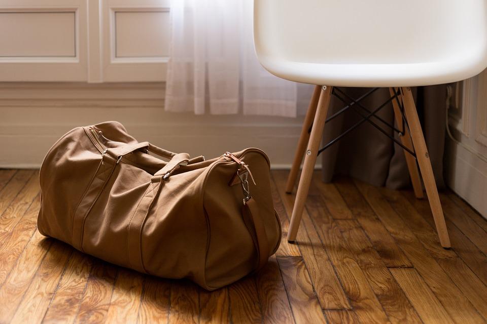 bagagem percevejo de cama