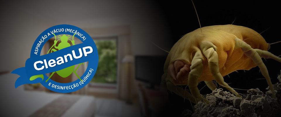 Conheça o serviço CleanUP – de limpeza de partículas alergênicas