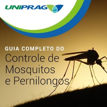 Guia Completo do Controle de Mosquitos