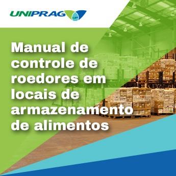 Manual de Controle de Roedores em Locais de Armazenamento de Alimentos