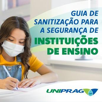 Guia de sanitização para a segurança de instituições de ensino