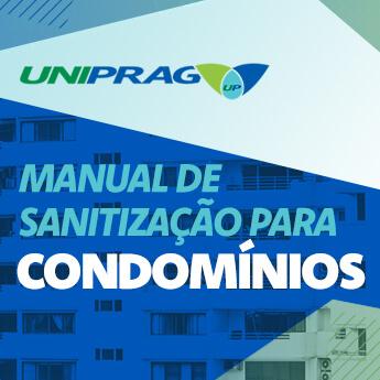 Ebook - Manual de sanitização para condomínios