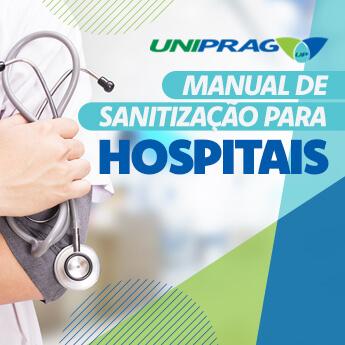 Ebook - Manual de Sanitização para Hospitais